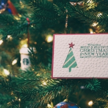 6 Fun Ways to Display Your Christmas Cards