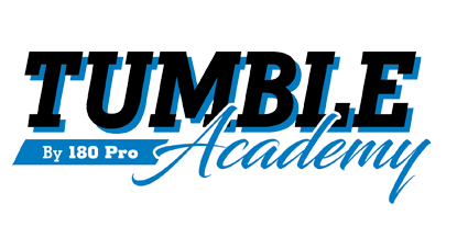 Logo for Tumble Academy by 180 Pro