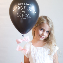 Creative Back to School Photo Ideas